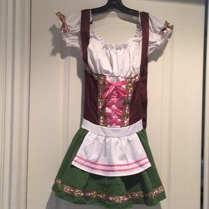 Halloween Costume: OctoberFest Girl!